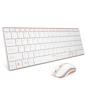 RAPOO 9160 Ultra Slim Wireless Keyboard and Mouse